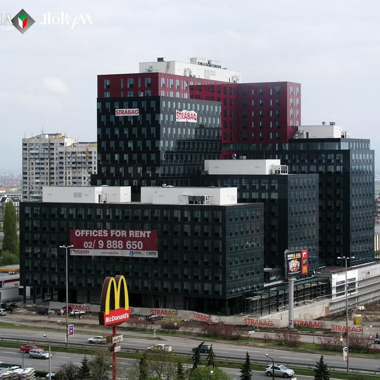 БИЗНЕС ЦЕНТЪР МЕГАПАРК ЕТ. 6